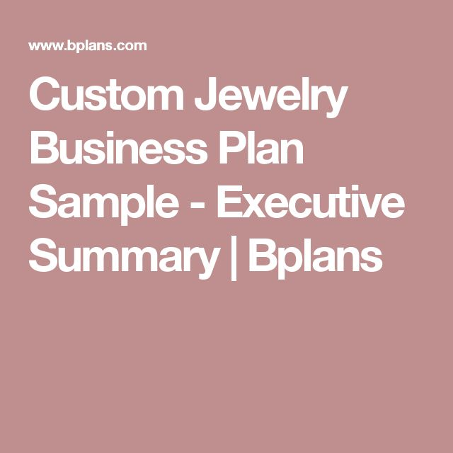 custom business planning and solutions