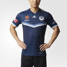 adidas - Melbourne Victory FC Home Replica Jersey