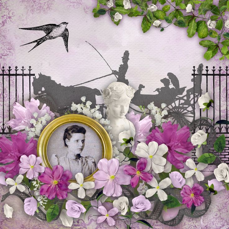 Jardin romantique 1