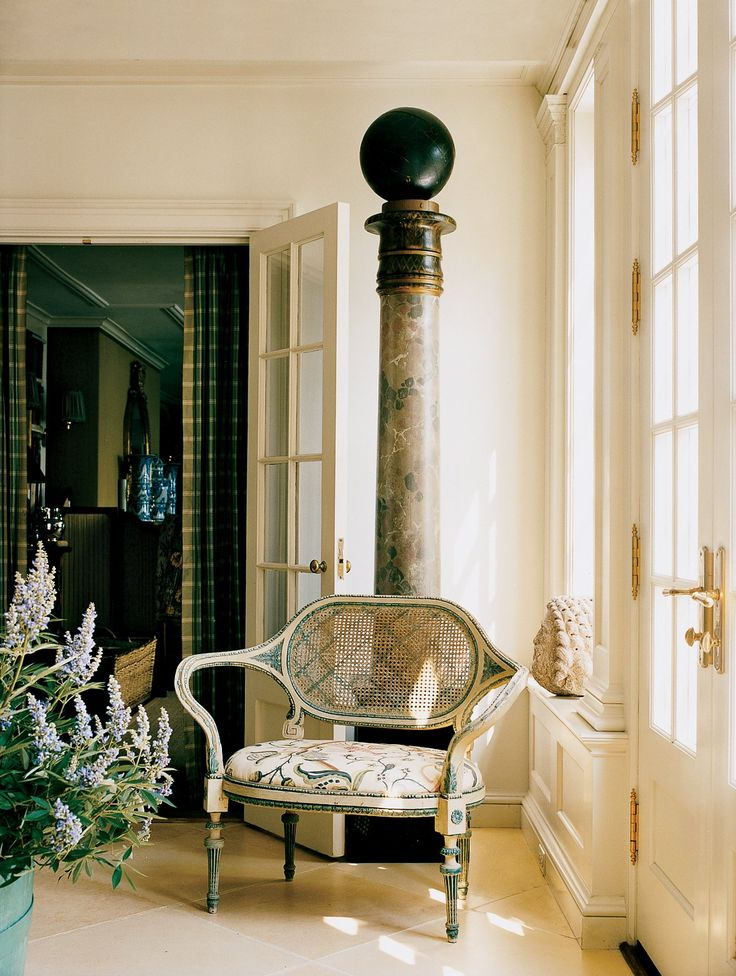 pretty home designs furniture. A Look Inside Oscar de la Renta s Country Home 122 best Vogue and Architectural Digest at images on