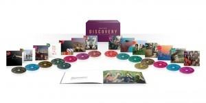 Discovery Box Set: La discografia completa de Pink Floyd remasterizada. #pinkfloyd