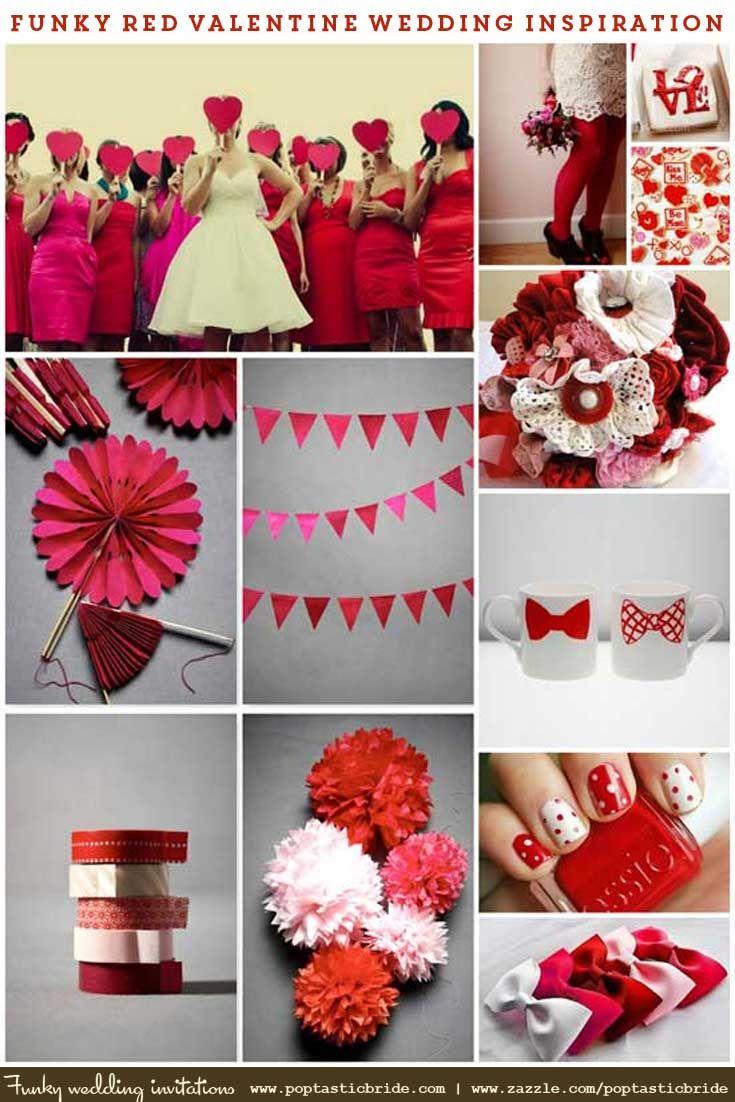 valentine theme wedding ideas   valentine's wedding