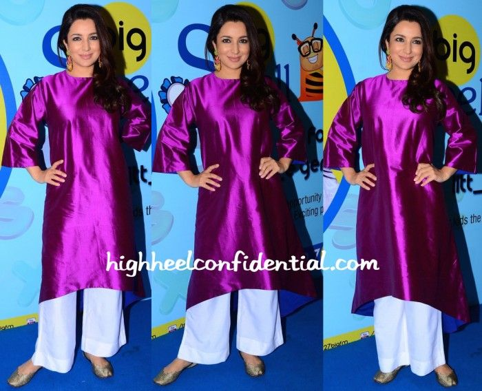 Tisca Chopra In Payal Khandwala And Amrapali At Spelling Bee Event-1