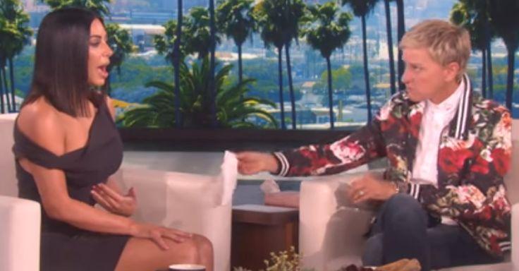 """Nachricht: """"Es war Bestimmung"""" - Kim Kardashian spricht unter Tränen über Schmuck-Raub in Paris - http://ift.tt/2oSCEOc #nachrichten"""