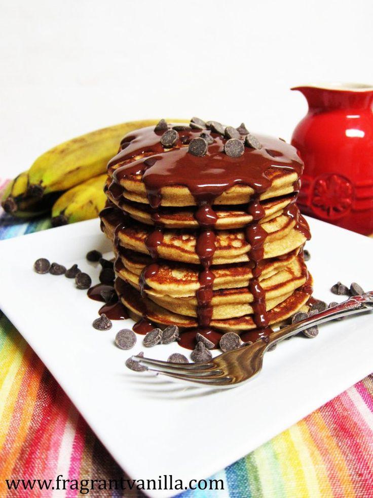 pb-Banane-Schokolade-Chip-Pfannkuchen-3