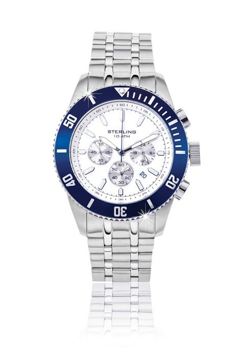 Sterling Watch R1,799  *Prices Valid Until 25 Dec 2013