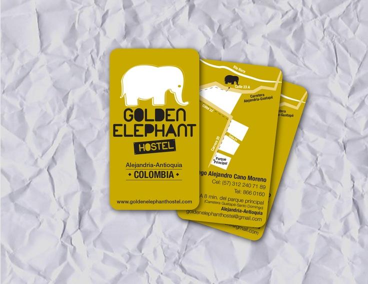 Golden Elephant Hostel - La Quinta Diseño Estrategico