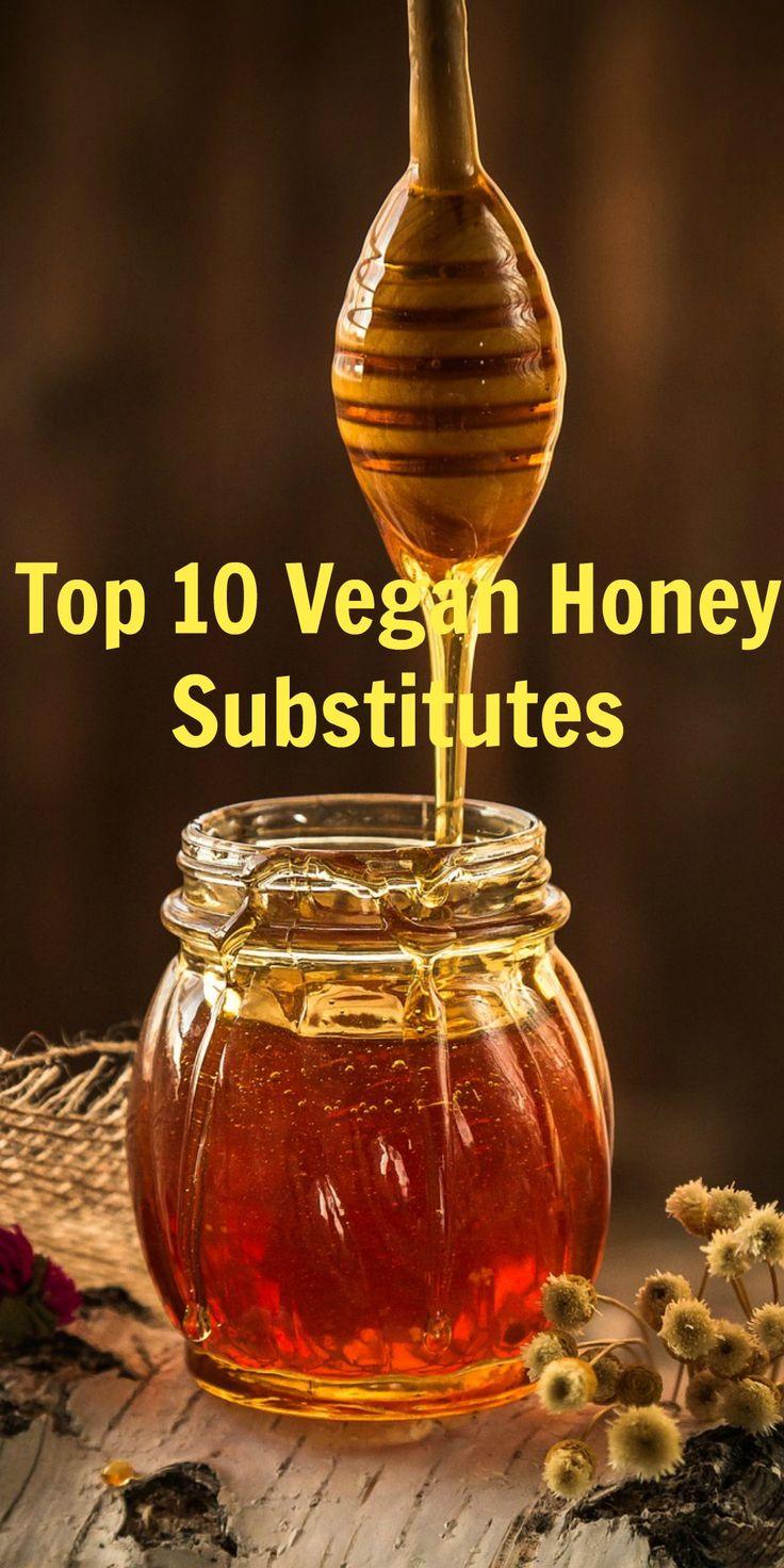 TOP 10 VEGAN HONEY SUBSTITUTES