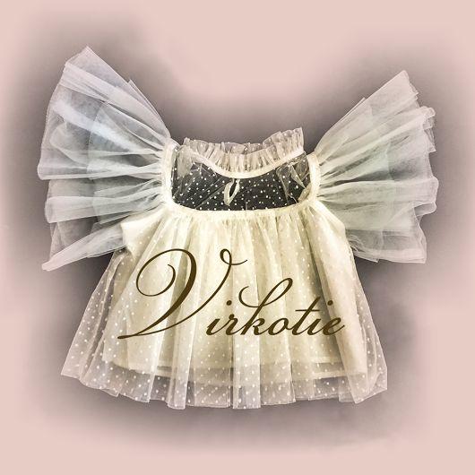VIRKOTIE Angel Blouse www.virkotie.com