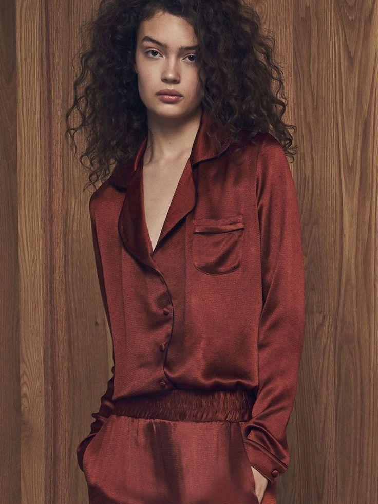 Alexis Clothing ' Anisa Top Rust' Tops |Shop Splash    www.shopsplash.com