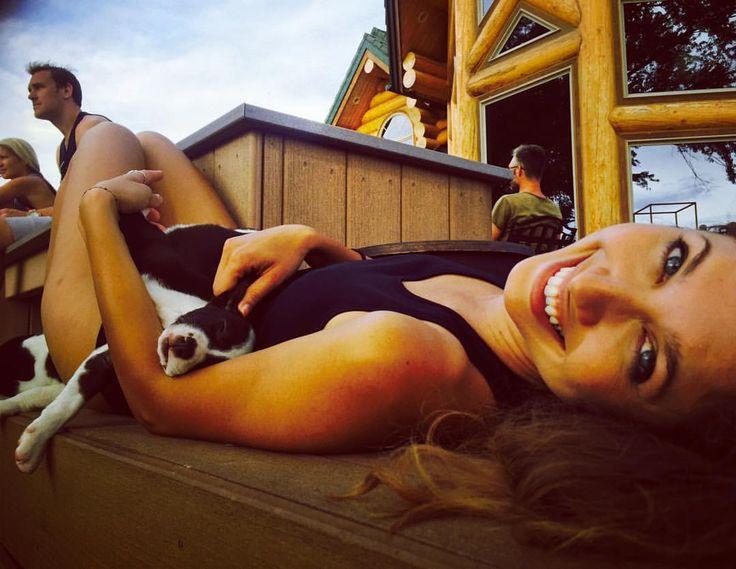 "Maiara Walsh on Instagram: ""Puppy love """