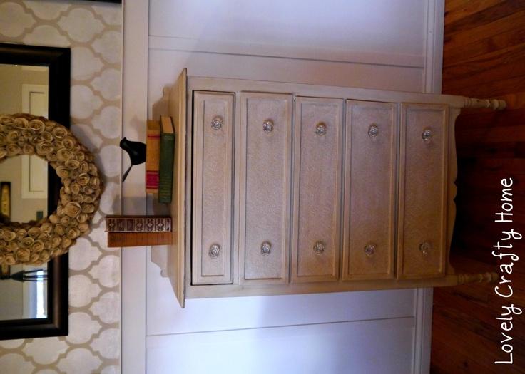 The Beatrice Dresser: Beatrice Dressers