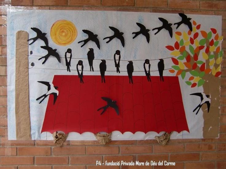Fundació Privada Mare de Déu del Carme de Bellpuig: ENS AGRADA LA TARDOR