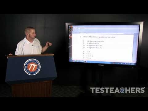 Take advantage of this Series 7, Series 6 and Series 63 exam question video and increase your chance to pass the Series 7 exam test on the first attempt! This exam prep video provides useful test prep information and examples of questions that students may be asked during the Series 6, Series 7, Series 63 and insurance licensing tests. Learn more on our website - http://www.testeachersonline.com