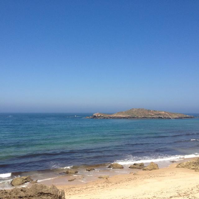 Praia Ilha Pessegueiro