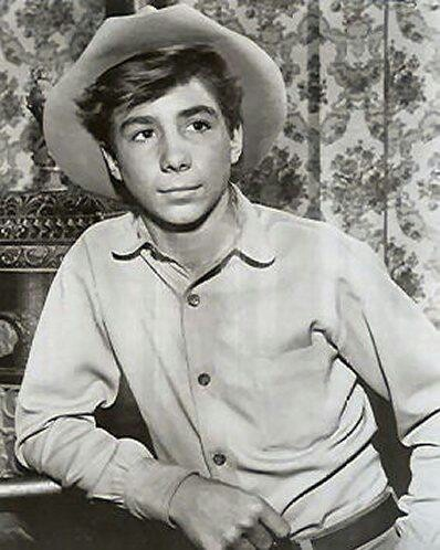 Johnny Crawford - The Rifleman(I used to have a crush on him!)