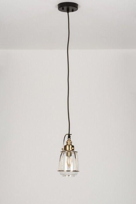 Hanglamp 72381: Modern, Klassiek, Eigentijds Klassiek, Landelijk