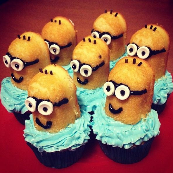 Cool Cupcakes For Boys Cute birthday cupcakes myCool Cupcakes For Boys