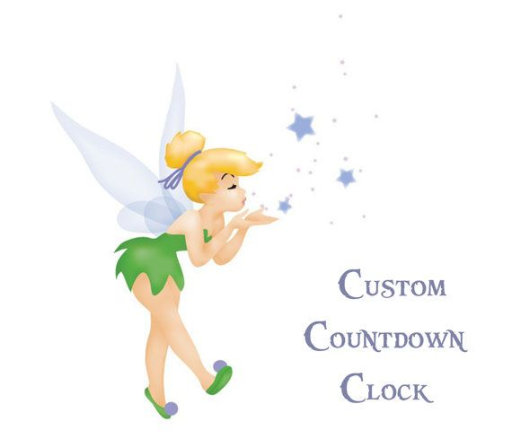 Custom Countdown Clock - What are you counting down to?!