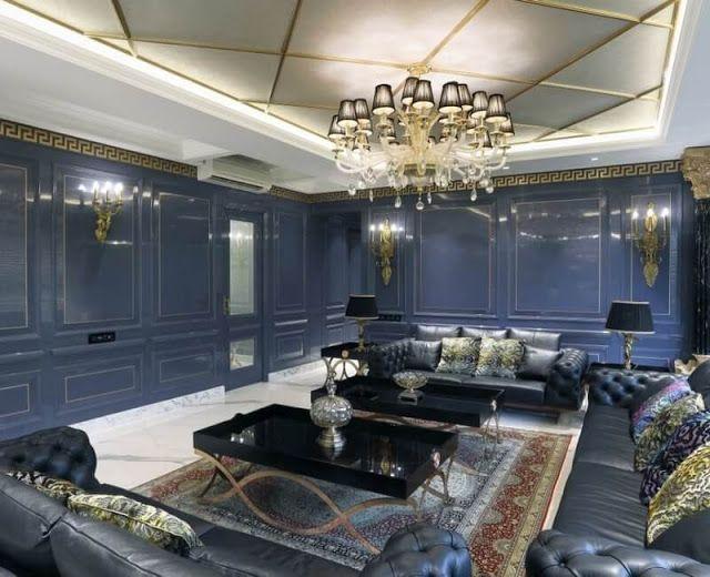 ديكورات فلل داخلية فخمة Home Home Decor Decor