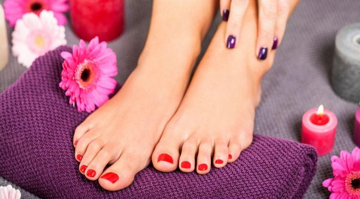 #pedicure #nails #beauty #красота #салонкрасоты #педикюр