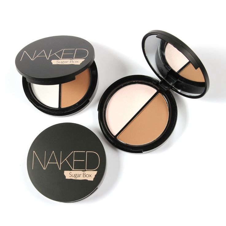 Brand  Bronzer & Highlighter Powder  Makeup 2 Colors Palette Base Contour Powder Highlighter Bronzer Naked-in Bronzers & Highlighters from Health & Beauty on Aliexpress.com | Alibaba Group