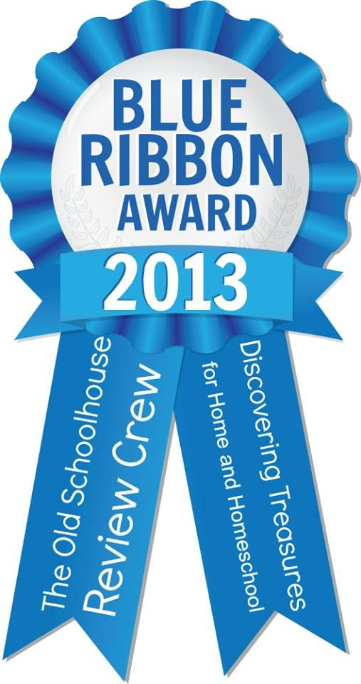 TOS Crew Blue Ribbon Awards! | kingdomacademyhomeschool