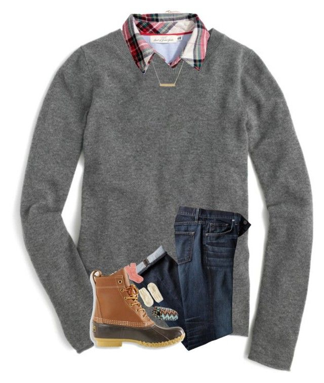 """""""OOTD///bonfire"""" by hgw8503 ❤ liked on Polyvore featuring J.Crew, BP., H&M, L.L.Bean, Old Navy and Vera Bradley"""