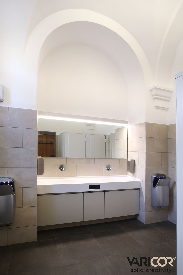 The famous castle Neuschwanstein  (Germany) is using VARICOR® to enhance their interior design #bathroom #bathroomcorner #bathroom #bathroomdesign #bathroomfurniture
