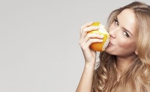 Processed foods, preservatives and additives can all lead to skin problems.