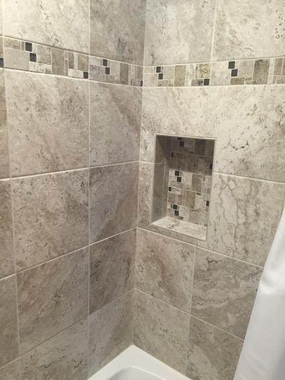 Ceramic Counter Rail Trim Wall Tile For Kitchen Countertop