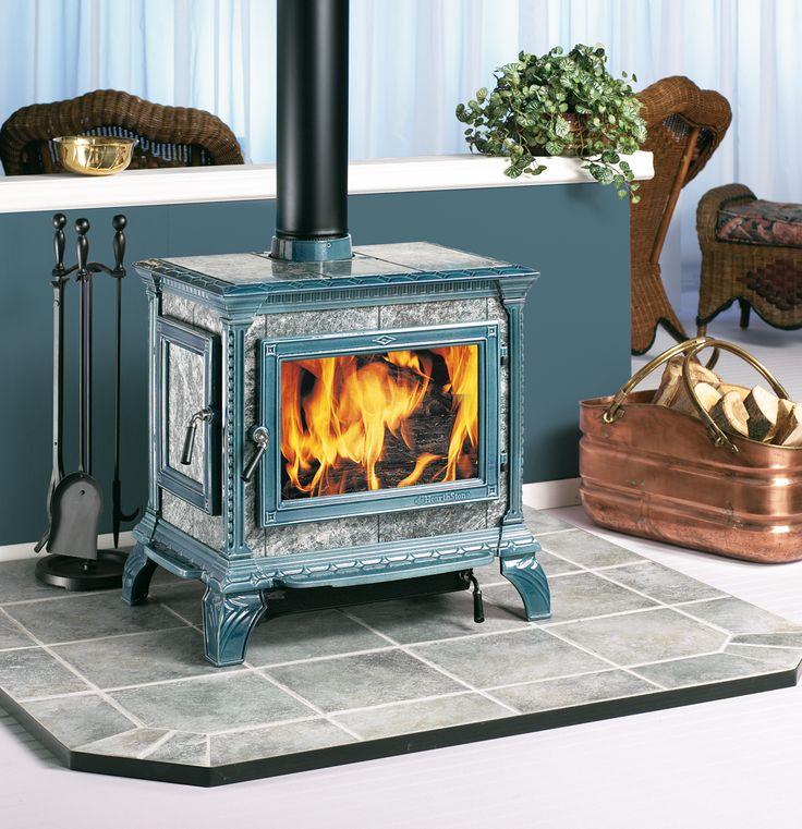 M s de 1000 ideas sobre chimenea estufa de le a en - Estufas de lena hergom ...