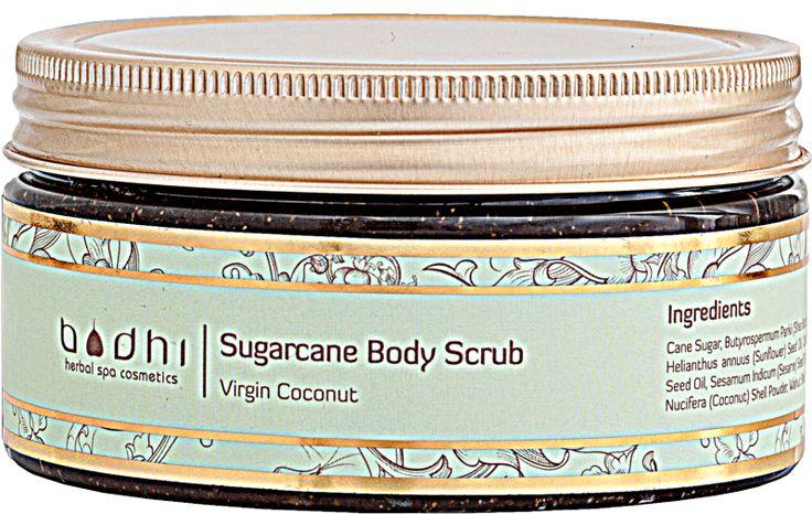 Virgin Coconut - zmysłowy peeling do ciała