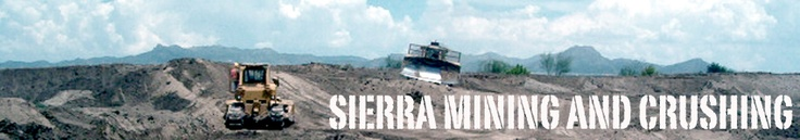 Products: Sierra Mining and Crushing - Repurposed concrete for landscaping