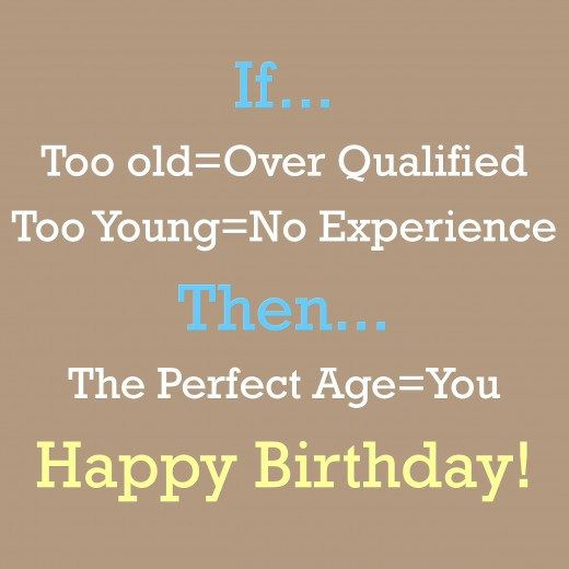 Birthday Quotes Funny 14 Years Old: Funny- Birthday- Wishes- For- Young- Women