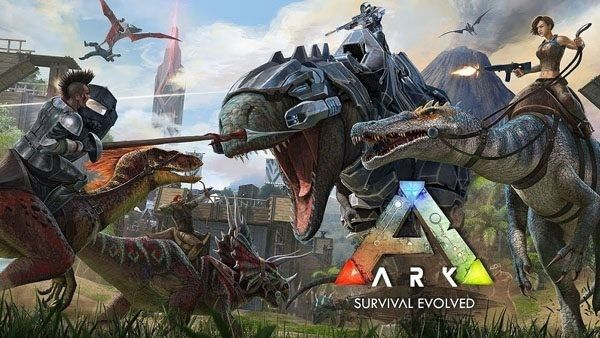 Ark Survival Evolved V2 0 12 Apk Mod Dinheiro Infinito Com