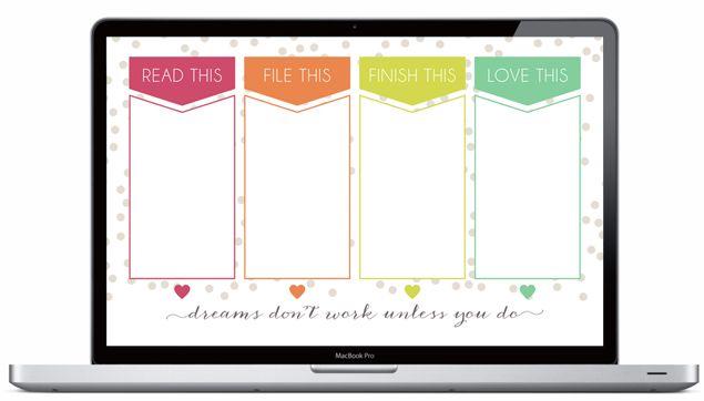desktop Wallpaper organizer