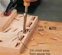 DIY Woodworking Ideas 4 Tips for Dovetailing by Hand | Popular Woodworking Magazine #woodworkingmagazines