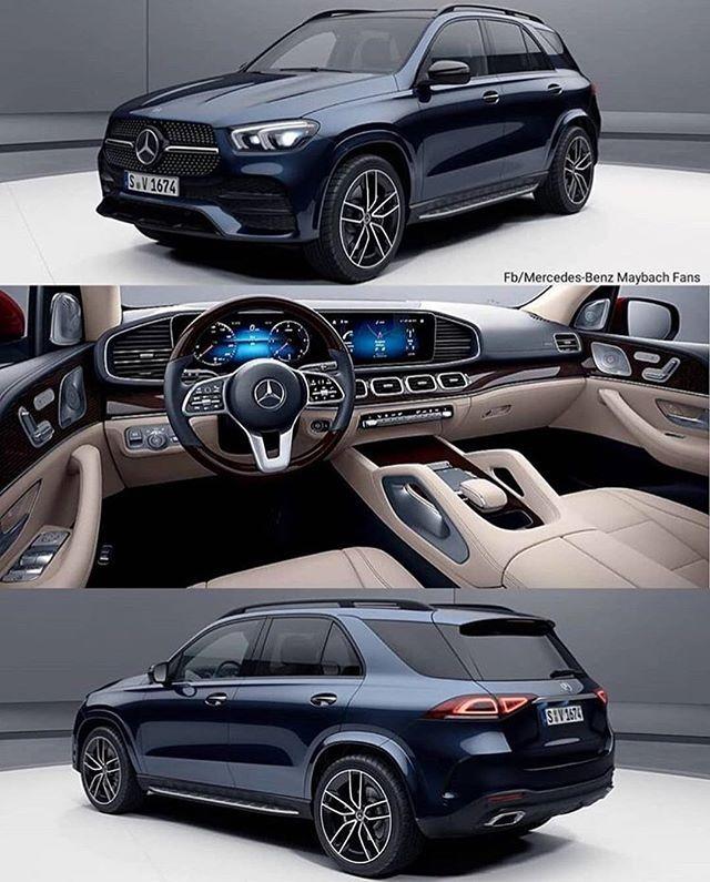 The New Mercedes Benz Gle Mercedes Benz Suv Benz Suv Mercedes Benz Gle
