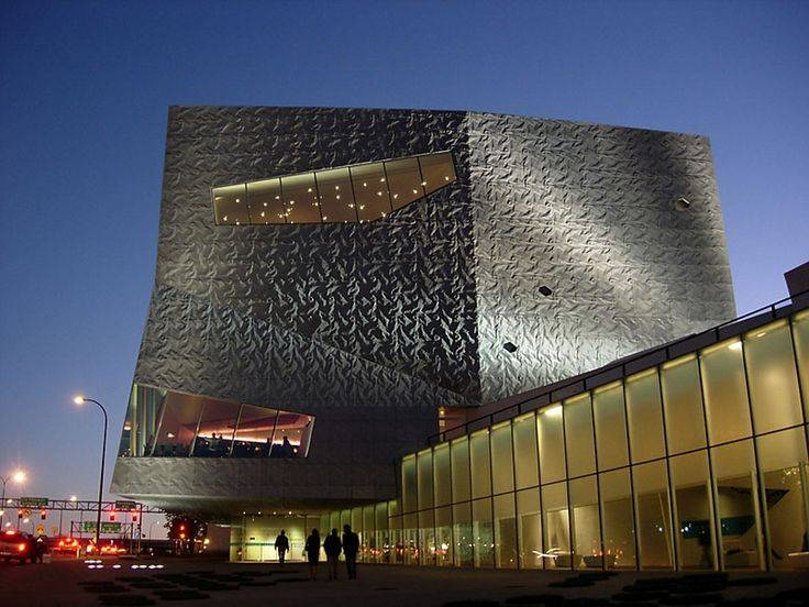 The Walker Art Center in Minneapolis, Minnesota, is a renowned contemporary art museum; its iconic expansion was designed by Herzog & de Meuron architects