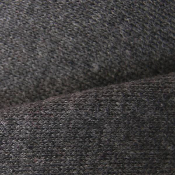 Tissu sweat gris chiné foncé  ma petite mercerie