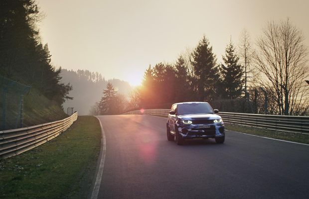 Meet the Most Powerful Range Rover Ever Built