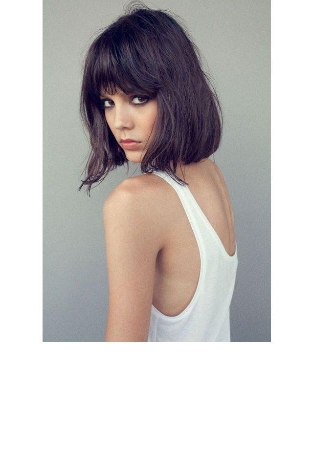 Les 10 meilleures images du tableau cheveux sur pinterest for Application pour voir si une coupe de cheveux nous va