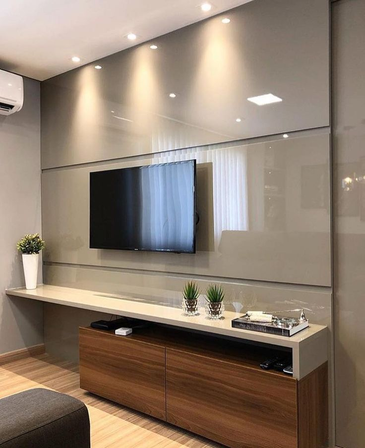 "Carol Brechzin Home Tips For Home Theater Room Design Ideas: Decor 4 Home • Simone Lopes On Instagram: ""Painel De Tv Em"