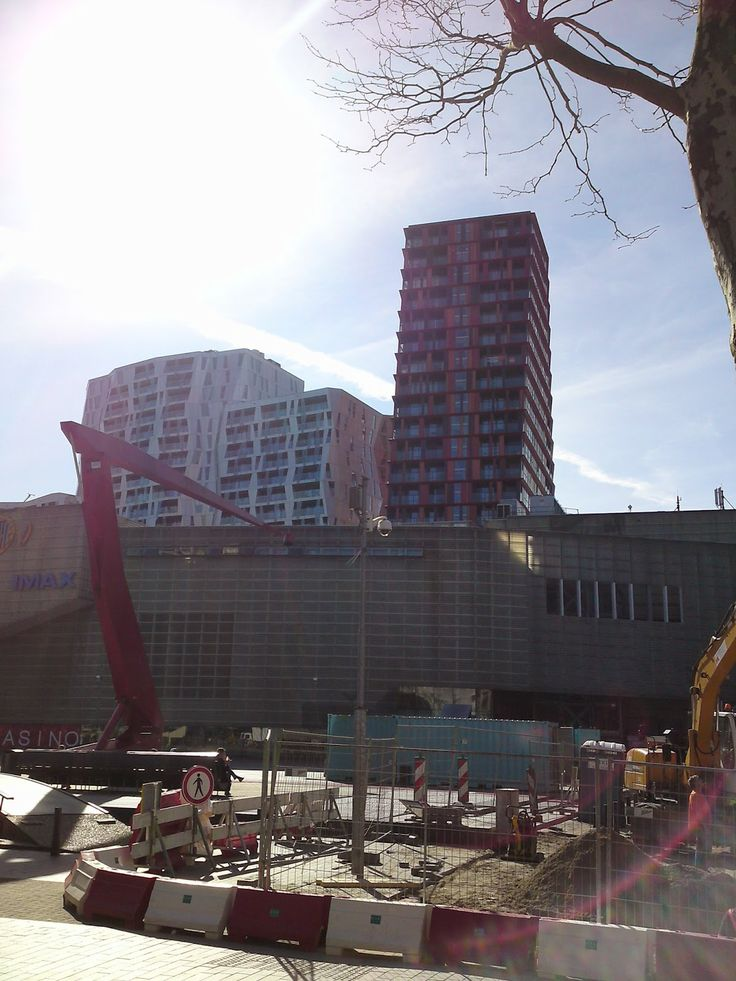 Blink News Agency: Rotterdam, Rotterdam and Rotterdam