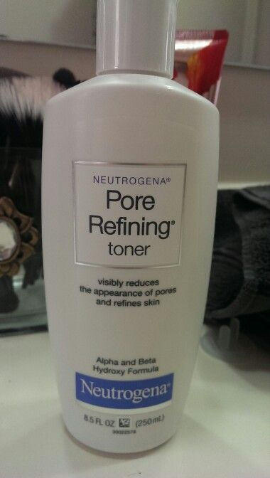 Yes!! LOVE p50 facial toner acts like total