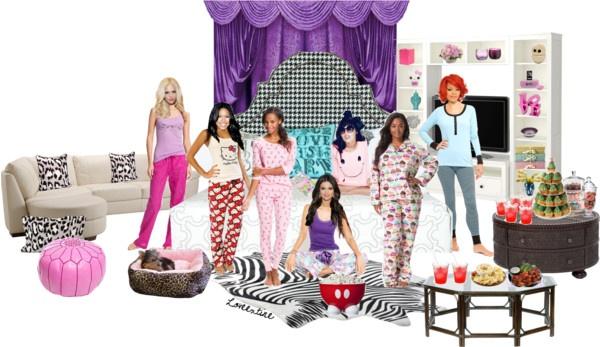 Pajama party pajamas and parties on pinterest