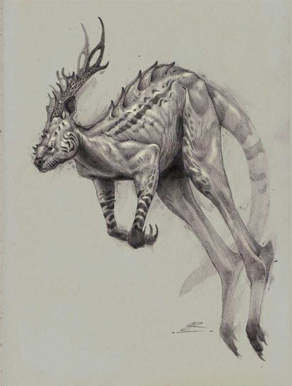 The Lingahroo, Bobby Rebholz on ArtStation at https://www.artstation.com/artwork/3bv0J