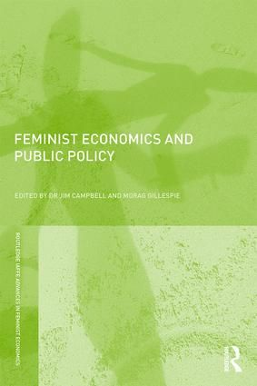 Feminist Economics and Public Policy (Paperback) - Routledge