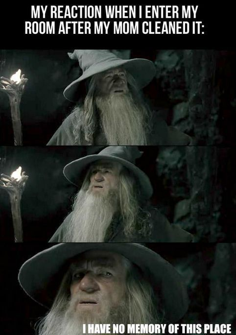 This is Gandalf, speaking the truth of the world... again.